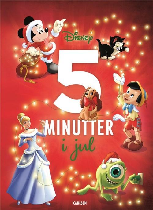 Fem minutter i godnat, julebog, jul, Disney