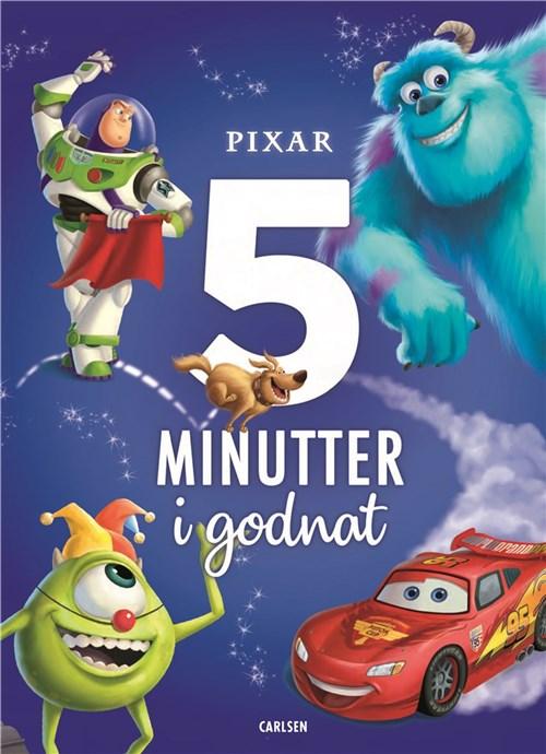 5 minutter i godnat, pixar, godnathistorie, godnathistorier