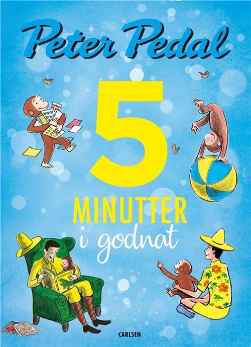 5 minutter i godnat, fem minutter i godnat, Peter Pedal